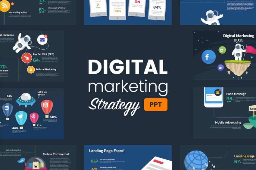 10 Breathtaking Powerpoint Templates For Professional Business Presentations Bashooka