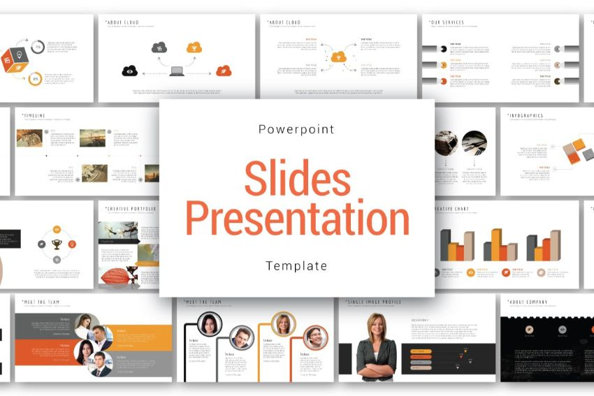 Top 10 Animated PowerPoint Templates With Interactive Flows