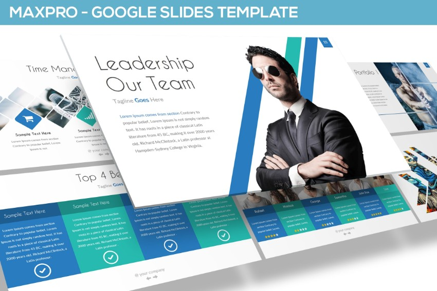 Top 10 Best Business Presentation Templates for Google