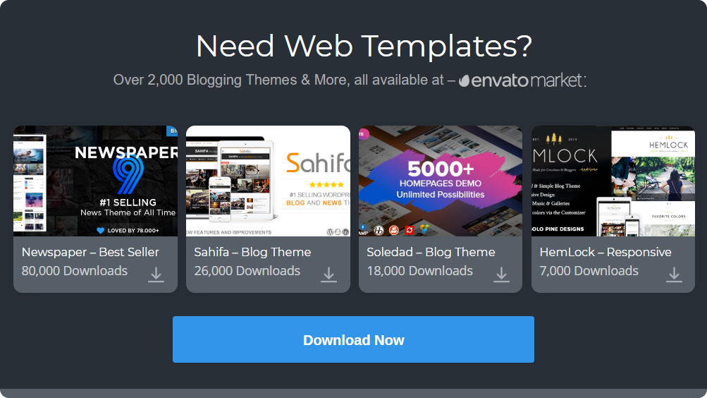 48b6b013bb37 29 Amazing Free Responsive Blogger Templates for 2019 - uiCookies